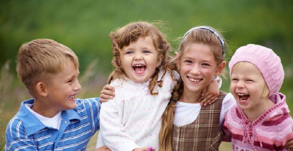enfants épanouis